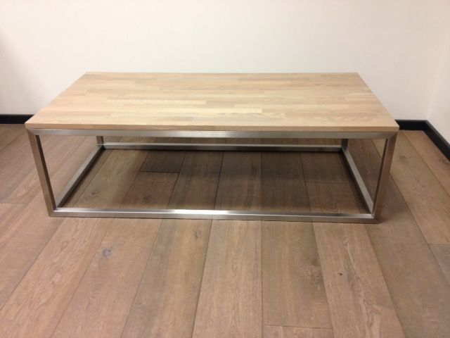 RVS design salontafel ST-20
