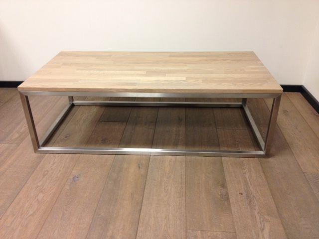 rvs design salontafel   Hagendijk Techniek   Metaalbewerkingsbedrijf