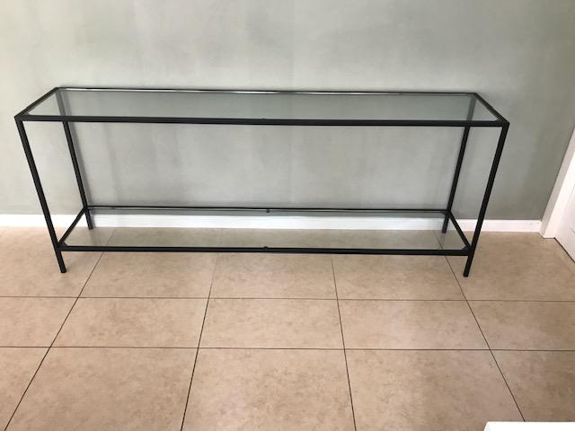 Sidetable Gehard Glas.Sidetable Hagendijk Techniek Metaalbewerkingsbedrijf