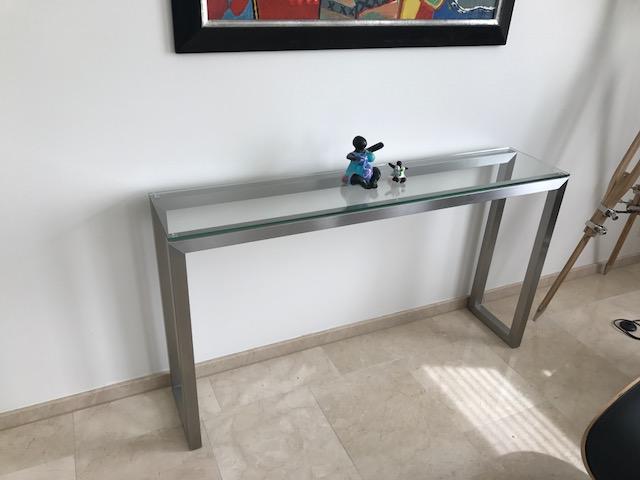 Rvs Side Table.Rvs Sidetable Hagendijk Techniek Metaalbewerkingsbedrijf